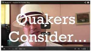 Quakers Consider...