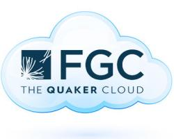 Quaker Cloud logo